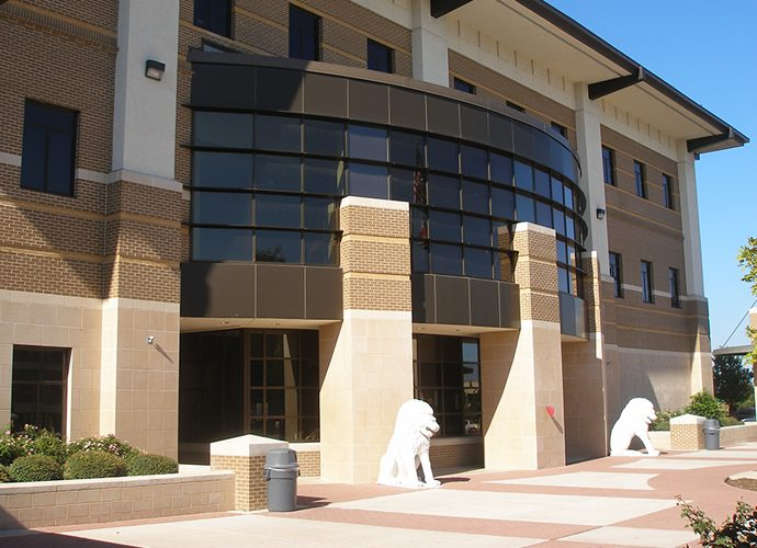 CHURCHILL HIGH SCHOOL ACADEMIC SUPPORT FACILITIES, NEISD