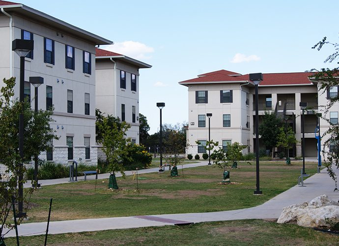 LAUREL VILLAGE PHASE II AT MAIN CAMPUS, THE UNIVERSITY OF TEXAS AT SAN ANTONIO