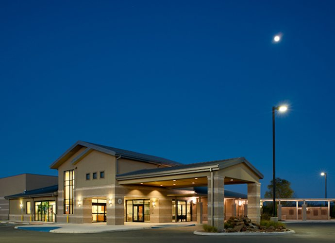 KATE MARMION REGIONAL CANCER CENTER, UVALDE MEMORIAL HOSPITAL, UVALDE, TEXAS