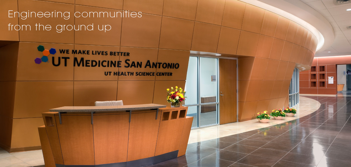 UNIVERSITY OF TEXAS HEALTH SCIENCE CENTER, MARC BUILDING, SAN ANTONIO, TX