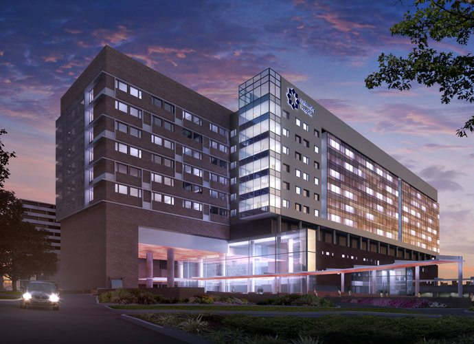 University Hospital Capital Improvements