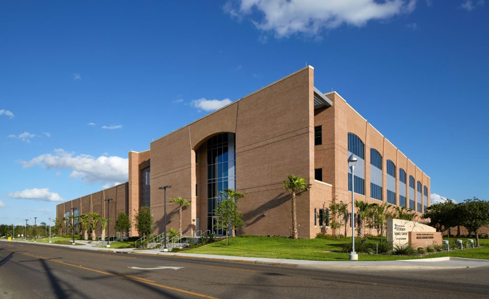 UTHSC SOUTH TEXAS MEDICAL ACADEMIC BUILDING