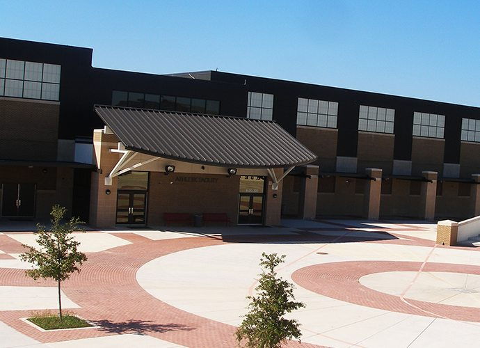 CHURCHILL HIGH SCHOOL NEW ATHLETIC BUILDING AND IMPROVEMENTS, NEISD