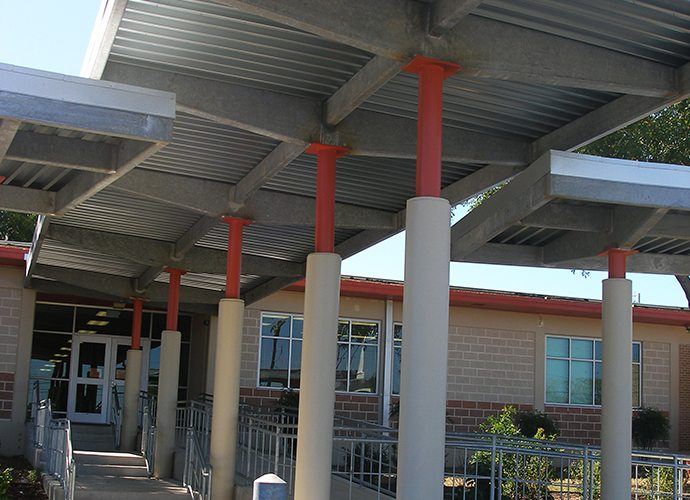 KINGSBOROUGH MIDDLE SCHOOL ADDITIONS AND RENOVATIONS, HISD