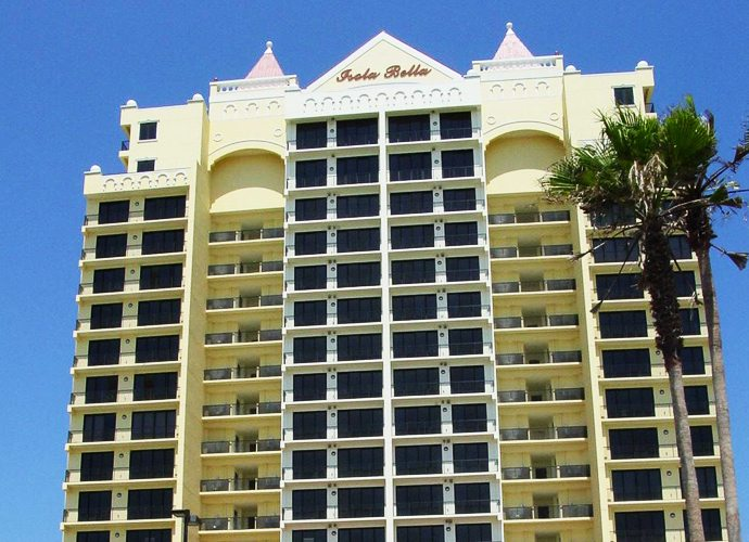 ISOLA BELLA CONDOMINUMS, SOUTH PADRE ISLAND, TEXAS